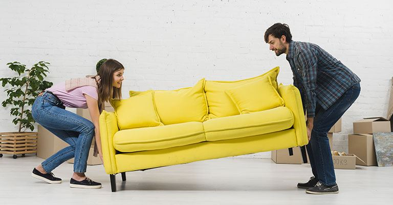Guardamuebles: Reinventa el espacio en el hogar